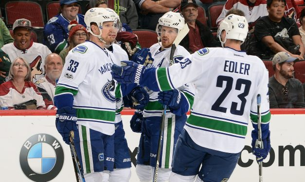 Vancouver Canucks: What the lines should be in 2018