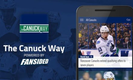 Vancouver Canucks: The Canuck Way Launches App For iOS and Android