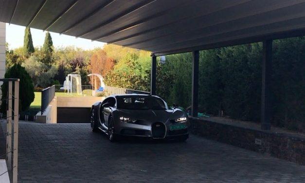 LOOK: Cristiano Ronaldo shows off new $3 million car