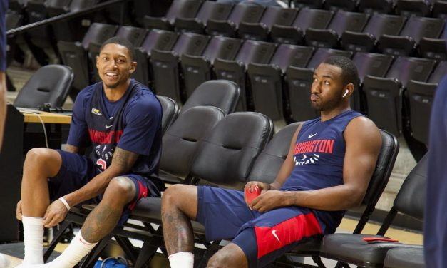 John Wall takes a shot at superteams with Instagram post