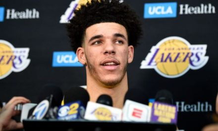 Lonzo Ball's newest rap track is about his 'ZO2' sneakers (LISTEN)