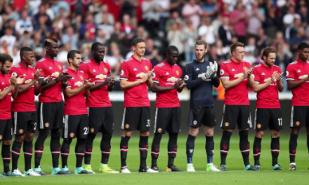Complete Squad List Manchester United 2018-2019