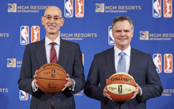 NBA deal with MGM could be the catalyst for US gambling boom