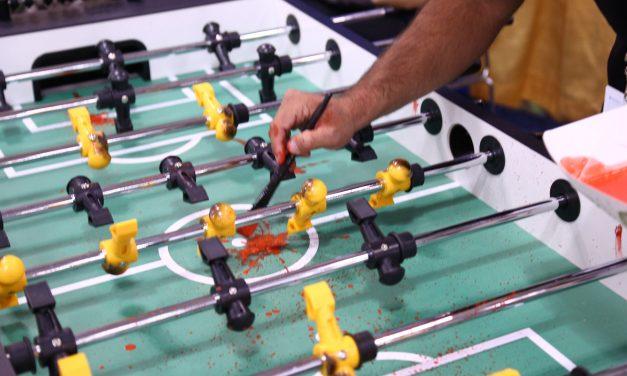 FOOL PROOF WAYS TO WIN AT FOOSBALL