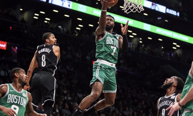 Your Morning Dump… Where Jaylen Brown's moonlighting