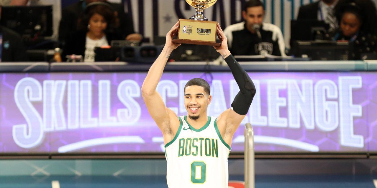 Your Morning Dump… Where Jayson Tatum wins Skills Challenge & professes love for Boston