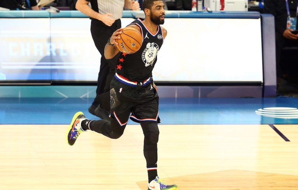 Your Morning Dump… Where Kyrie speaks his mind (again). He's 1-1 on the week