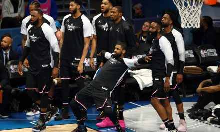 Your Morning Dump… Where Kyrie Irving wants us to relax about his right knee
