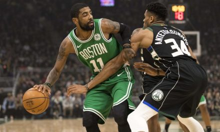 Recap: Celtics lose hard-fought defensive battle with Bucks