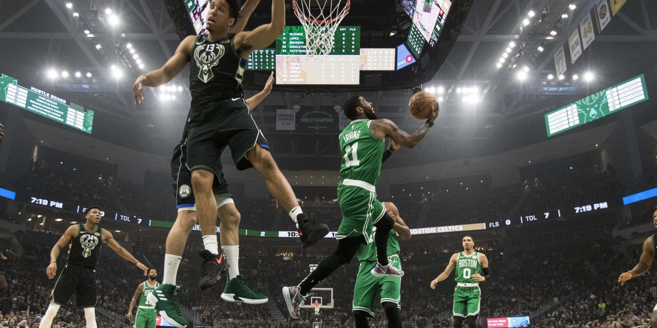 5 thoughts about last night's tough loss to the Bucks