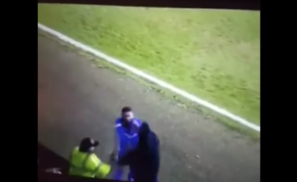 Rangers News: James Tavernier of Rangers was attacked by a Hibernian fan last night at Easter Road.