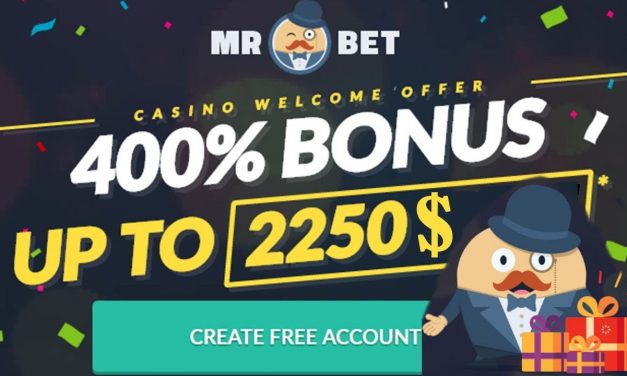 Mr.Bet is a Top-Rated Casino with Great Bonus Offers!