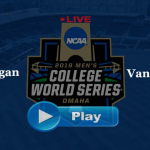 Watch Vanderbilt vs Michigan Game 3 Live Stream CWS Finals 2019 online