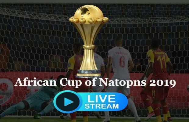 Uganda vs Zimbabwe live Stream Afcon 2019 Free Online