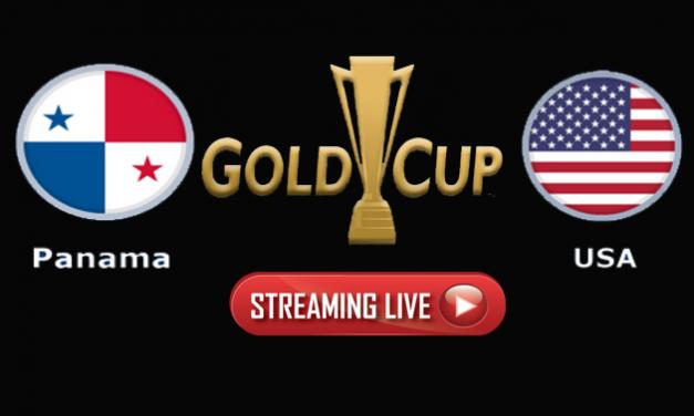 Gold Cup 2019 Panama vs USA Live Reddit Streams 26th June