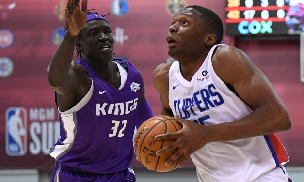 Sports Analytics 24/7: Staying Hot during the NBA Summer League