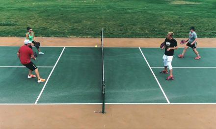 Top 5 Reasons Why You Should Play Pickleball