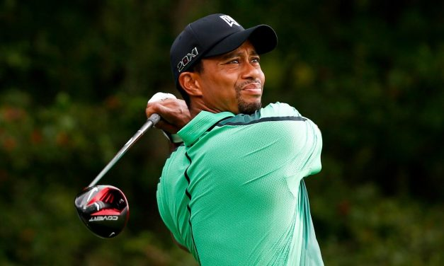 A look back at Tiger Woods' three Open Championship wins