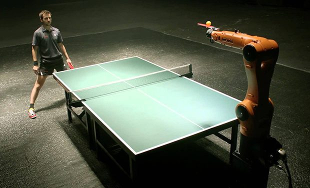 Advantages & Disadvantages of Table Tennis Robots
