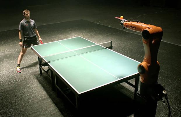 Advantages & Disadvantages of Table Tennis Robots