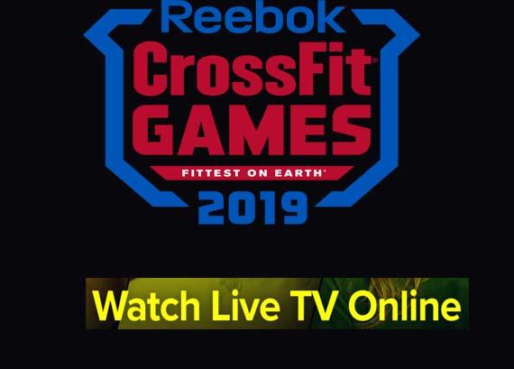 CrossFit Games 2019 Live Stream