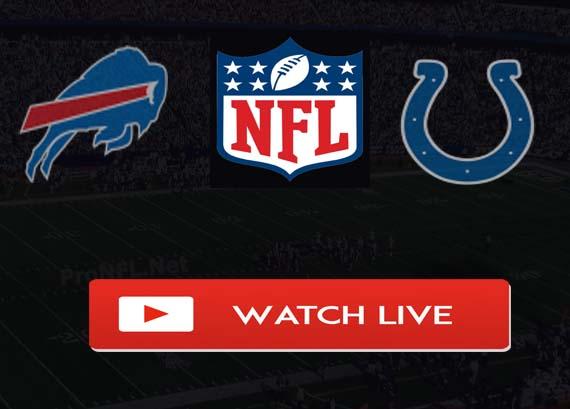 Colts vs Bills Live Stream