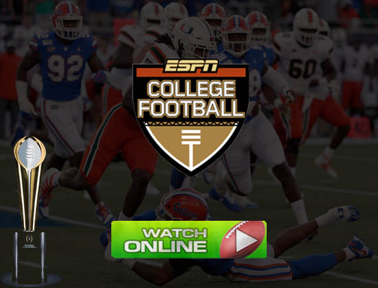 College Football Live Stream Online Free