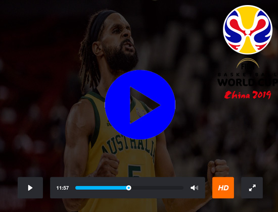 Spain vs Australia Live Stream 2019 FIBA World Cup