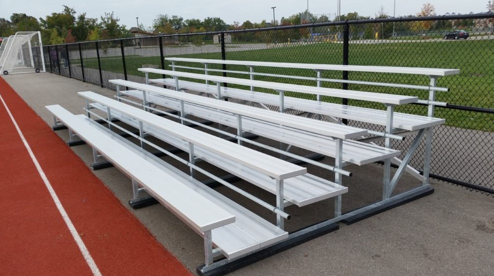How to Shop For the Best Aluminum Bleachers for Your Ballpark on a Budget