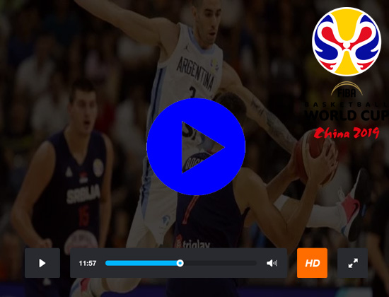 FIBA World Cup 2019 Semi-Finals Live Stream