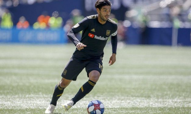 After an Incredible Season, Carlos Vela is Sidelined Due to Injury