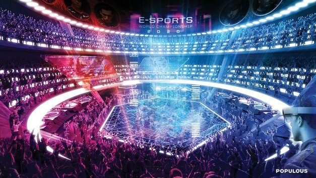 Potential of Esports