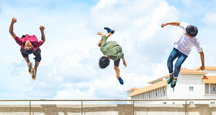 5 Tips to choosing parkour shoes