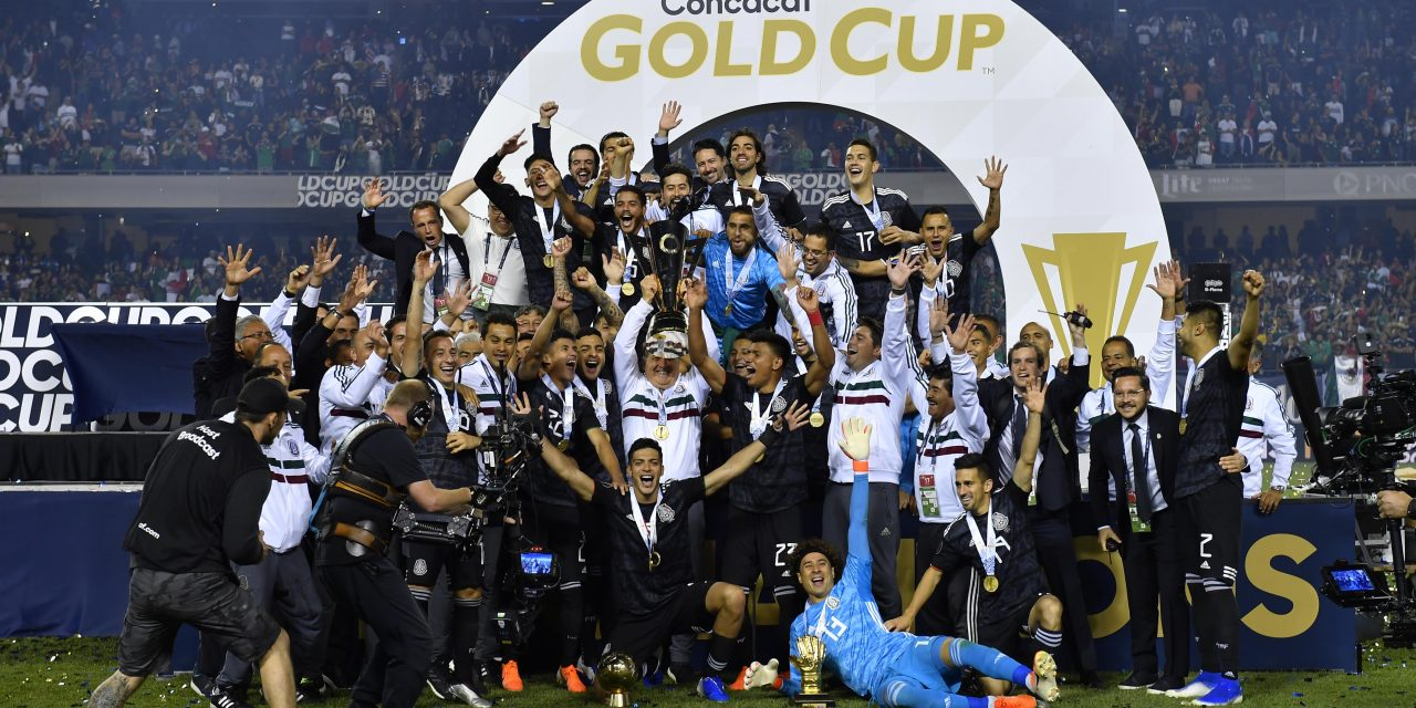 2019 CONCACAF Gold Cup Final soccer match