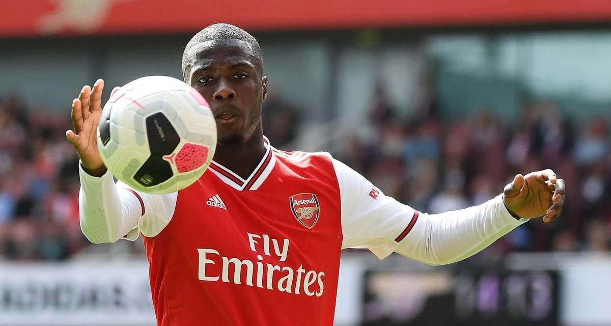 5 reasons Pepe can take Arsenal to the next level