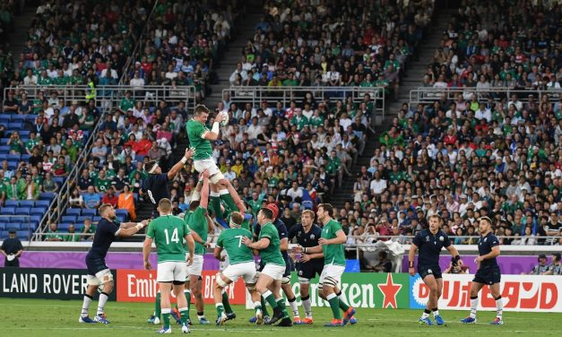 Rugby World Cup: talking points so far