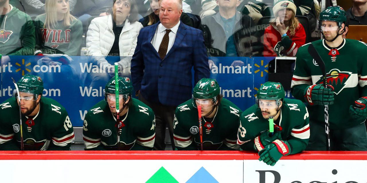 NHL Update: Bruins, Caps, Boudreau