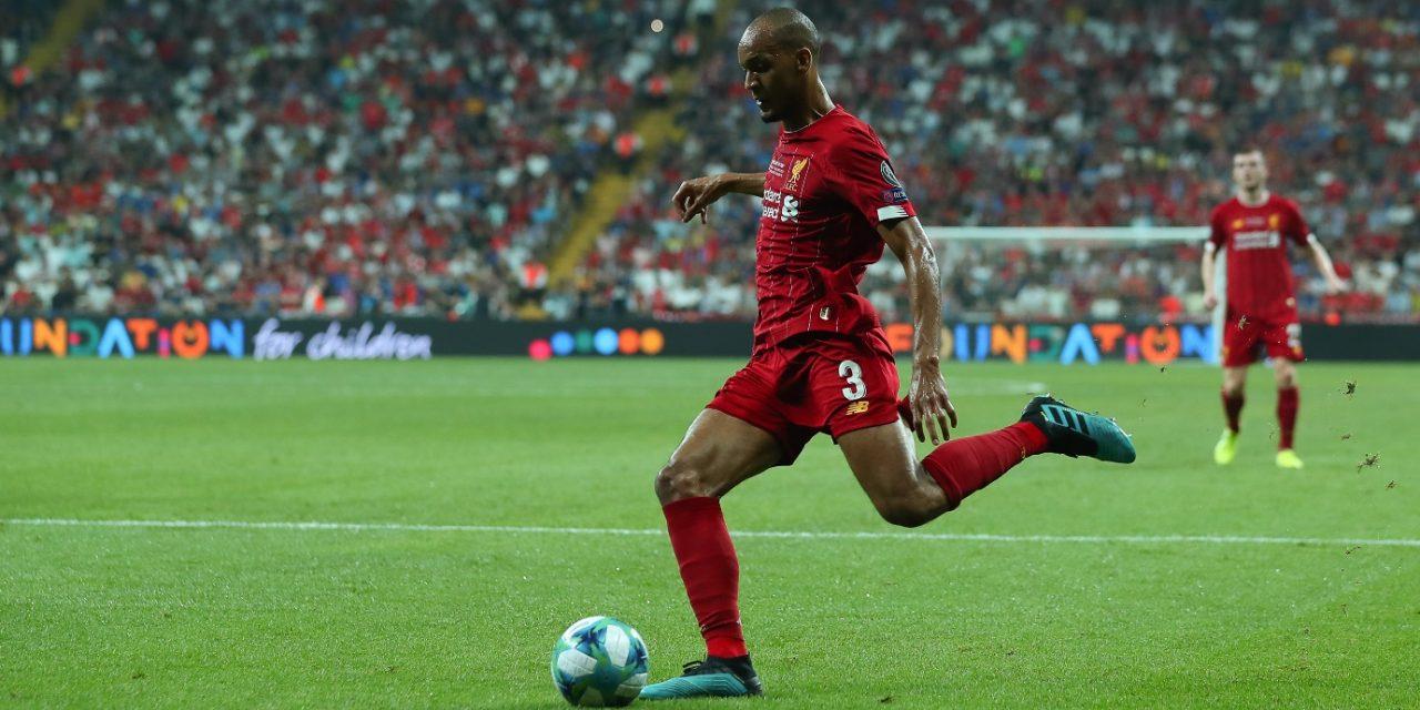Fabinho: Liverpool's midfield enforcer