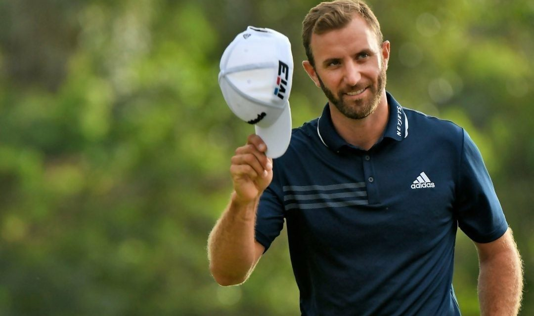 Top 3 golf players of 2019