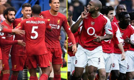 ARE LIVERPOOL BETTER THAN THE 'INVINCIBLES'?