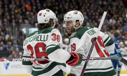 Mats Zuccarello – a player bringing NHL fame to Norway