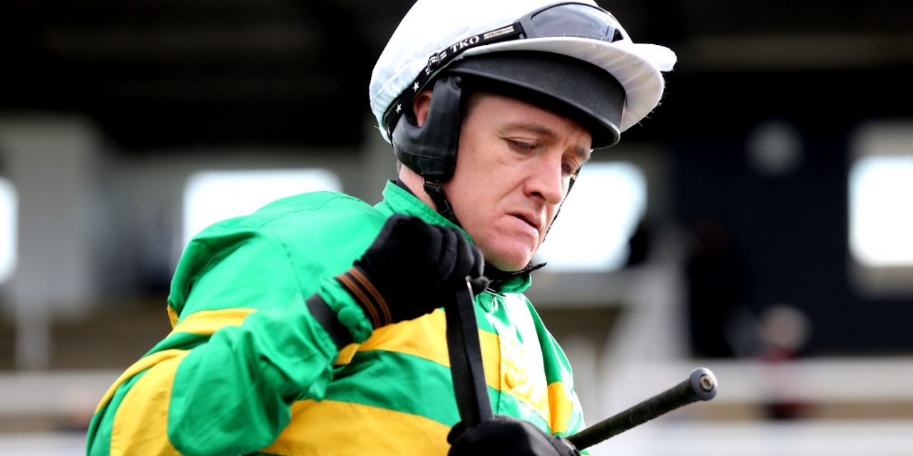 Will Ladies Day be Barry Geraghty's day?