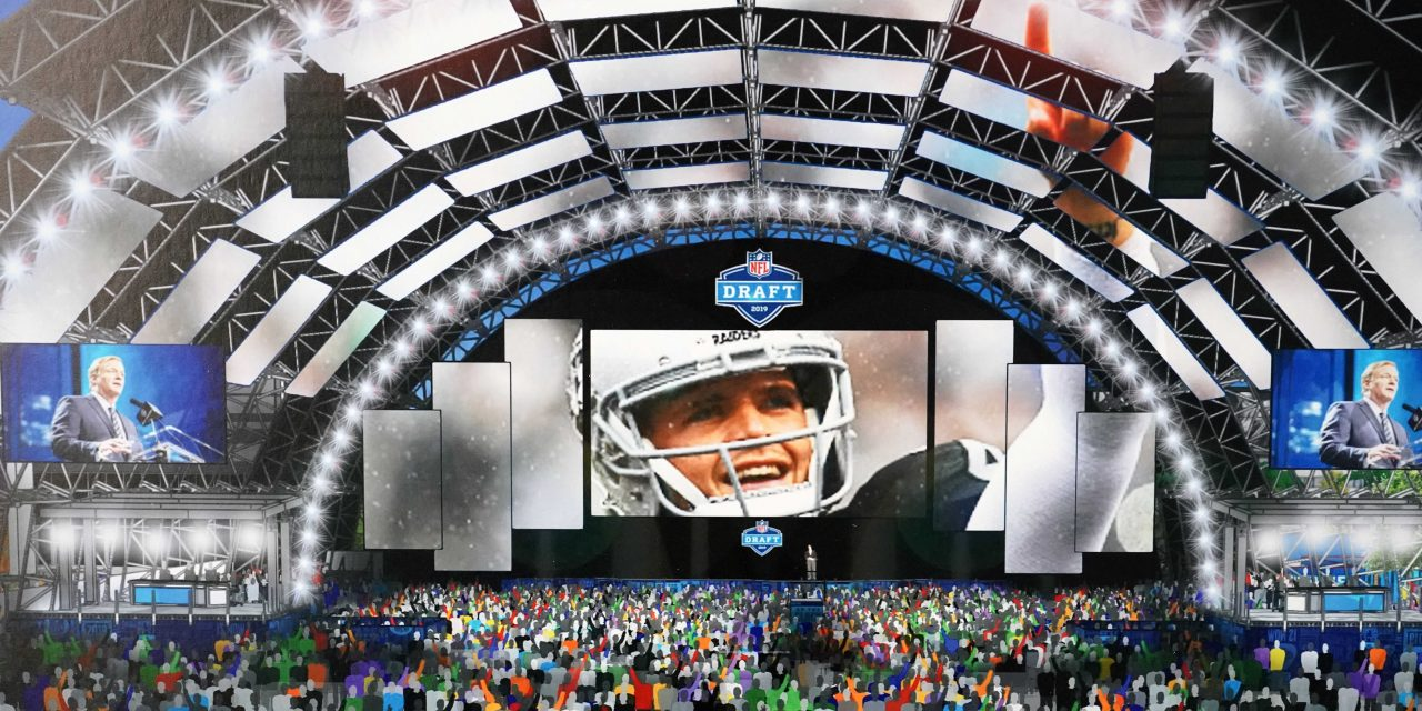 2020 NFL Draft: How will football's virtual draft work?