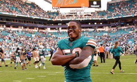 Miami Dolphins trades McMillan to Las Vegas Raiders