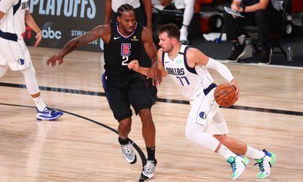 Luka Doncic beats Michael Jordan and Kobe Bryant record in his debut series
