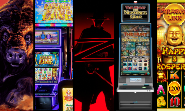 Take Advantage of casino pokies: 2020 game debuts by Aristocrat Technologies