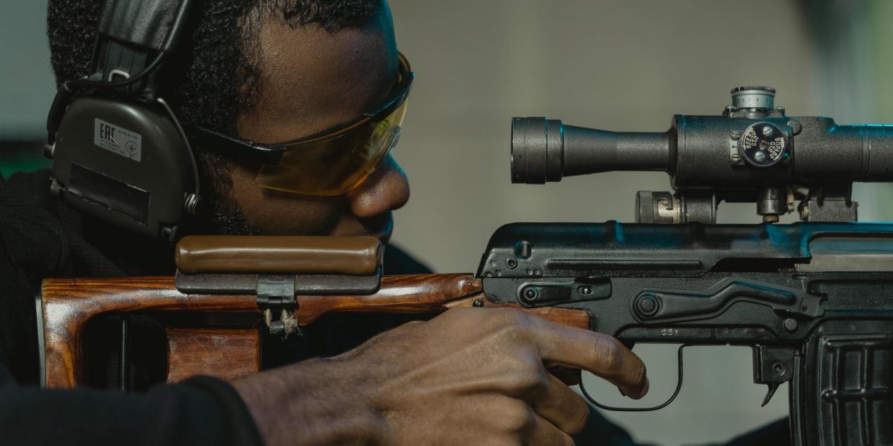 "The ""Dummies Guide"" to Long-Range Shooting"
