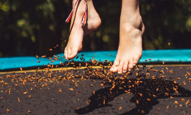 The advantage of in-ground trampolines