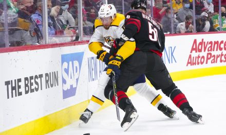 Order to be restored in Carolina, Hurricanes game 5 preview