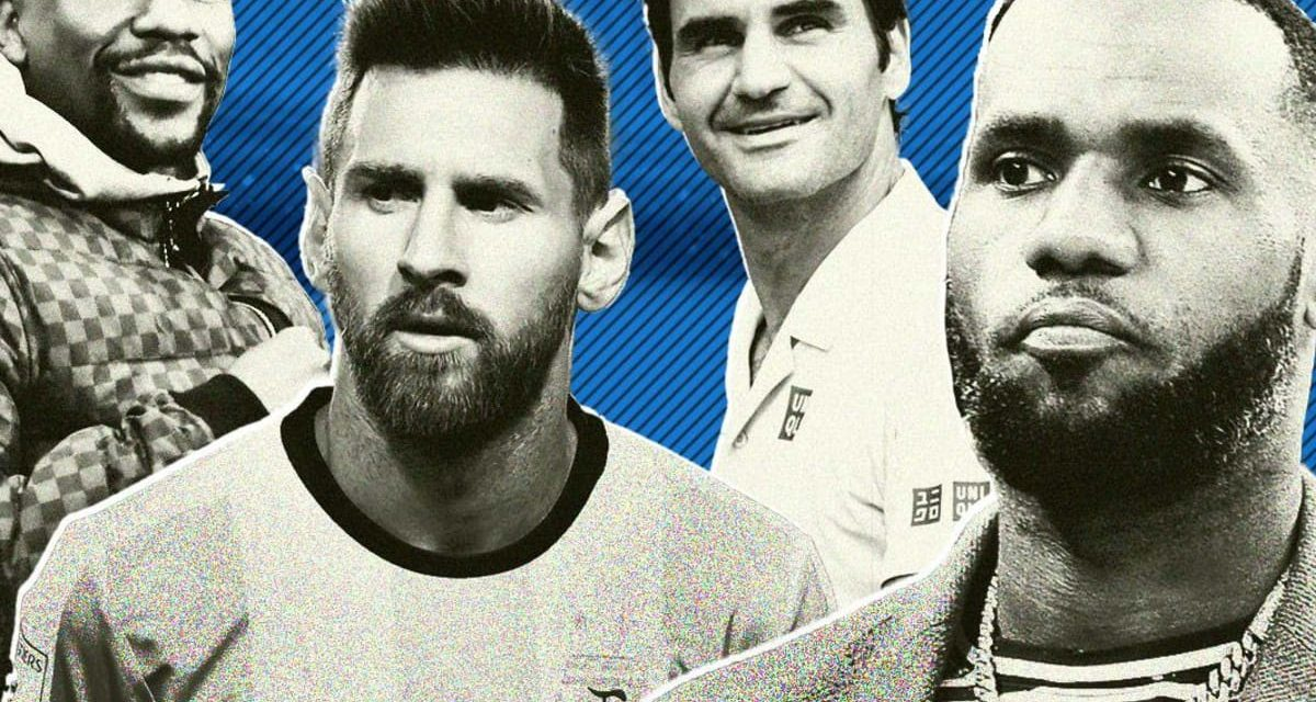 What Do Sportsmen' Salaries Depend On?